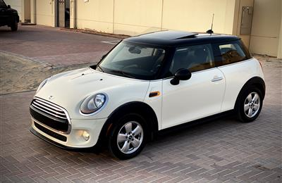 2015 Mini Cooper Coupe 1.5L panoramic sunroof