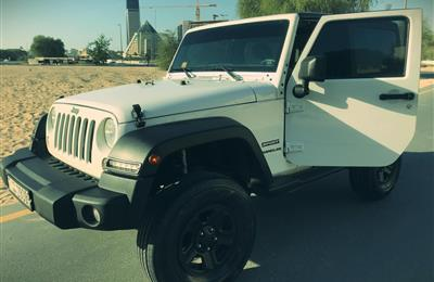 Winter is Coming! Pre-loved Jeep Wrangler sport - GCC