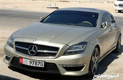 CLS 500 63AMG ORGINAL KIT AGENCY INSTALLED