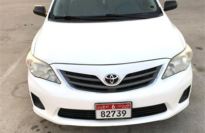 TOYOTA COROLLA, 2012 Model, 124,800.00 km, Very Good...