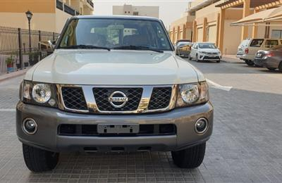 NISSAN PATROL SUPER SAFARI UNDER WARRANTY