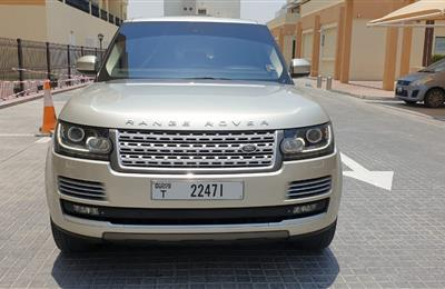 RANGE ROVER VOGUE SE SUPERCHARGED 2014