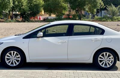 Honda Civic Exi 2012 (Japan) White