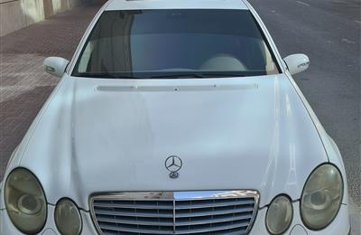 2006 Mercedes benz e200 kompressor