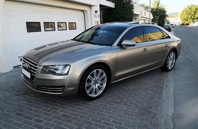 Audi A8L, 4.2L FSI Quattro, Full Option, Luxury Feature,...