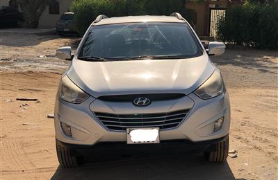 Hyundai Tucson model 2011
