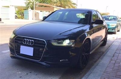 Audi A4 S-Line , 2.0L Turbo GCC Space Full Option