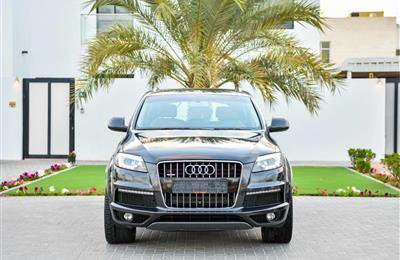 AUDI Q7 Supercharged 3.0L Full Options