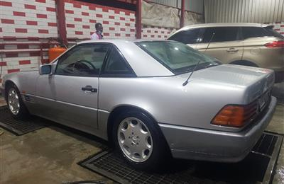 Mercedes SL500 1993 Model for Sale