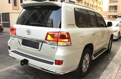 2017 used Toyota land cruiser GXR for sale