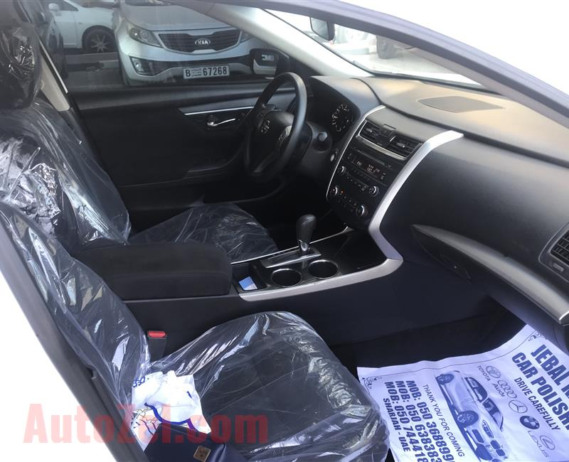 Nissan Altima 2014 on perfect conditions With passed test USA