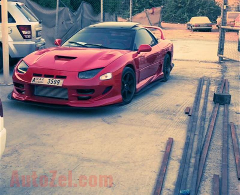 Mitsubishi 3000gt Vr4 for sale