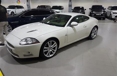 Jaguar XK8 2007 XKR BODY KIT