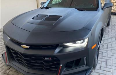 Chevrolet Camaro RS 2014 with ZL1 Modifications for Sale