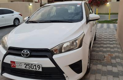 Toyota Yaris Gcc 2015 SE+ Extremely clean no accident