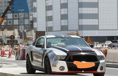 Ford Mustang V6 SHELBY GT500 SVT kit