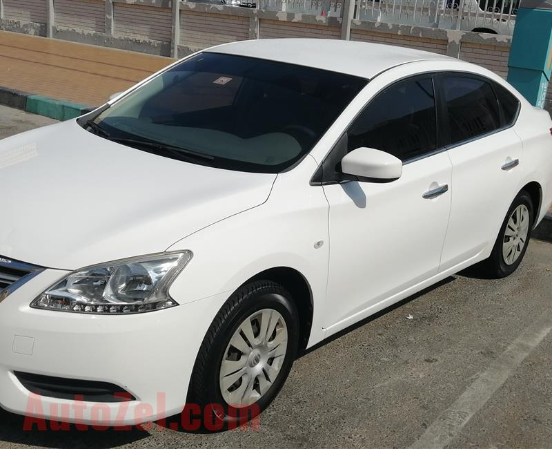 NISSAN SENTRA 2014 1.6L SV CVT 40000km driven by Indian Dr