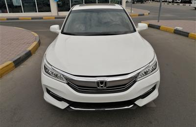 Honda acord fore sell gcc 2016 full option