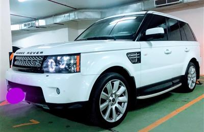 Range Rover Sport Supercharged 2012 144400 kilometers Two...
