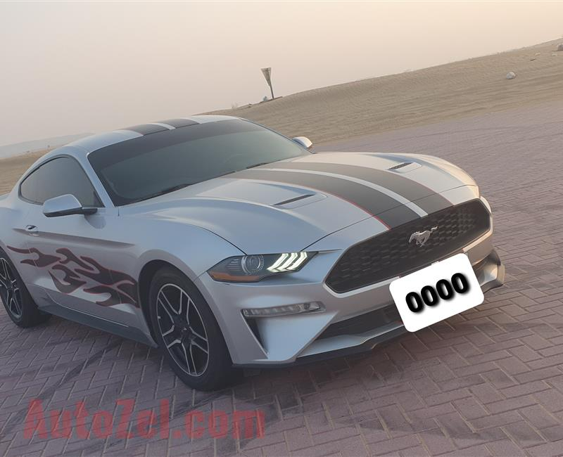 Ford Mustang Eco-Boost 2.3 Turbo V4 2018