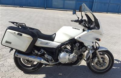 Yamaha XJ Police Version 2002 Model 74k milage - Shaft...