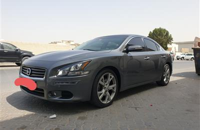 Nissan maxima gcc full option