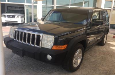 JEEP COMMANDER 2007