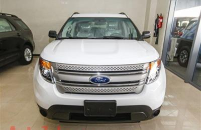 BRAND NEW FORD EXPLORER