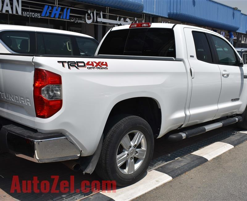 TOYOTA TUNDRA- 2014 MODEL