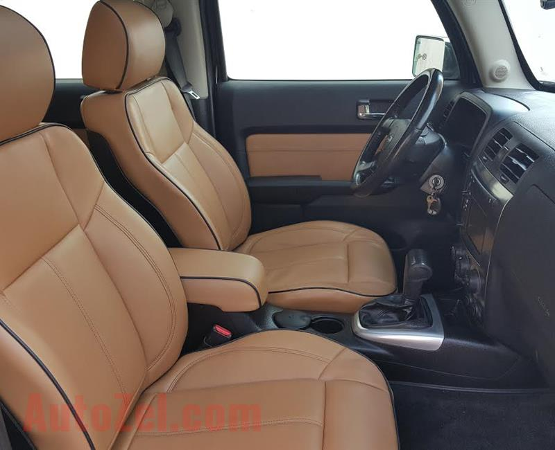 HUMMER H3 2007 SUNROOF LEATHER GPS EXPAT LADY OWNER