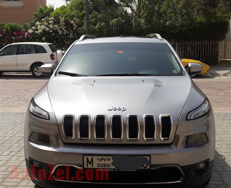Brand new 2017 Jeep cherokee limited