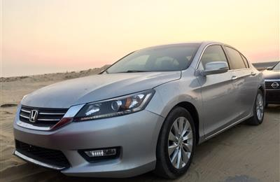 Honda Accord Full option 2014