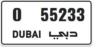 Number plate special